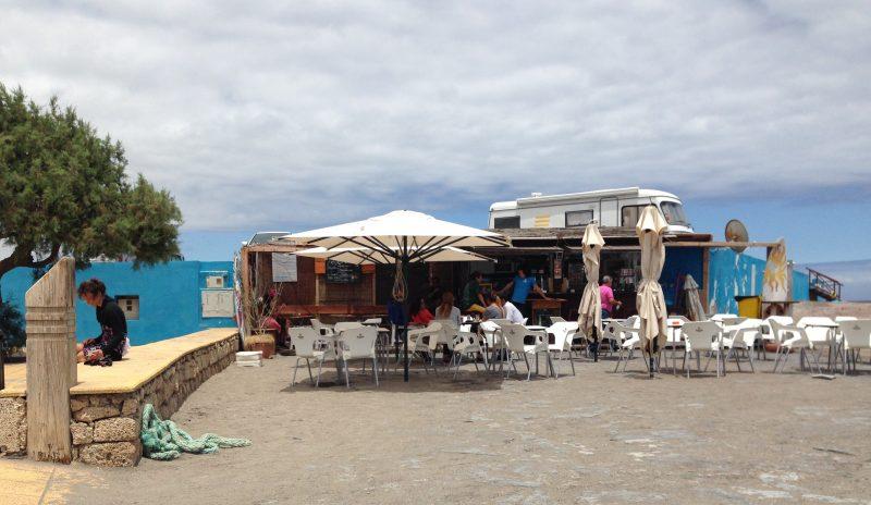 playa cabezo chiringuito