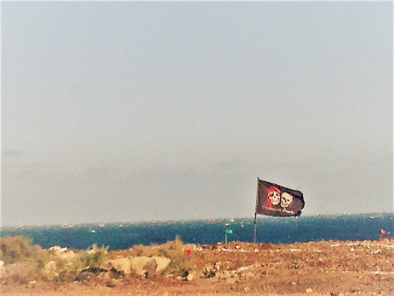 chiringuito pirata el medano