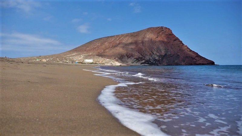 playa tejita medano