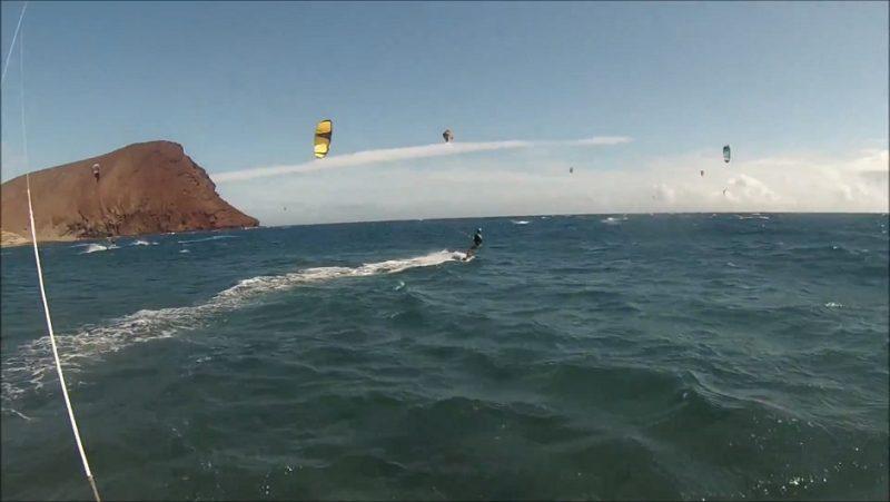 kite surf la tejita